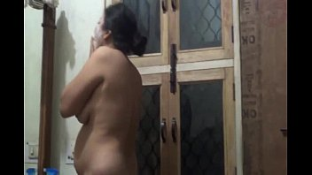 step mom nude at home