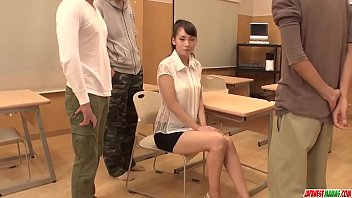 yui oba gets fresh cock to bang her.