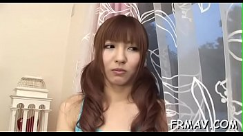 skinny japanese honey magnetizes with naughty.