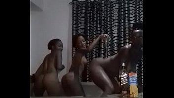 trinidad girl ass shaking twerking naked.