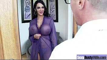 wife with big hot sexy tis get banged.