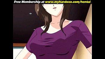 anime ninja hottie sucking cock and.