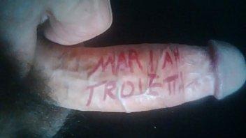 mariahtroietta is your name