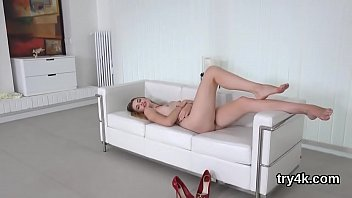 lovable kitten sucks cock in pov and gets.