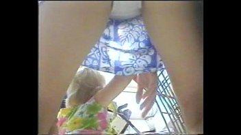 white panties upskirt 79