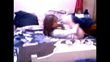 hidden cam caught my sister masturbating.