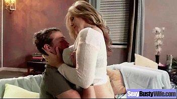 horny big tits wife (julia ann) love sex.