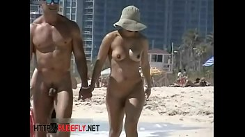 exquisite nude beach voyeur spy cam.