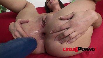 big booty slut karina stuffs her ass to.