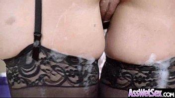 hard anal bang on cam with big curvy.