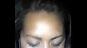 asian girlfriend sucking my black dick