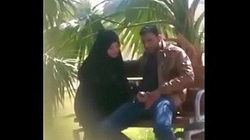 voyeur arab park handjob