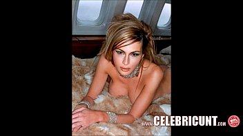 donald trumps wife nude melania trump
