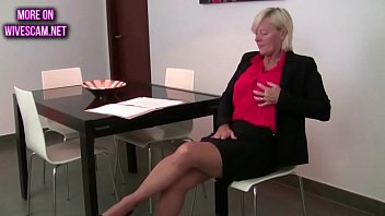 office grannies in pantyhose need to.