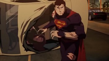 jl vs doomsday [the fall of.