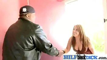 interracial hard sex between big black cock and.
