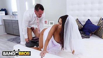 bangbros - big tits milf bride ava addams.