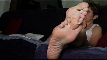 sexy mature soles