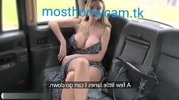 fake taxi super hot blonde with a great.