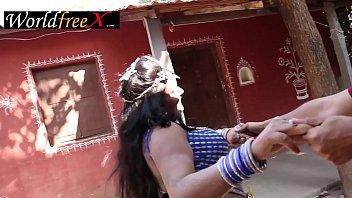 bhojpuri aunty big boobs