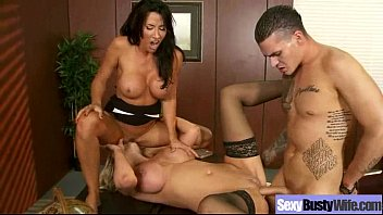 mature busty lady (leigh lezley) love to bang.