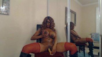 busty stripper nyla storm bounces her big butt.