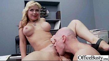 (sarah vandella) naughty slut office girl with big.