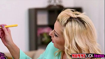 milf sasha gives a hot climax to her.