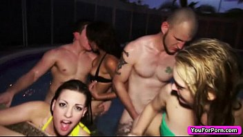 real slut party girls know how to sex.