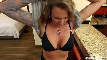 deep anal fucking amateur milf gets.