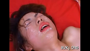 superb oriental wife gets instant loads of ball.