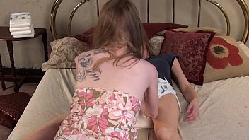 diaper girl enjoys lesbian fun with.