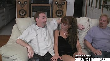 short brunette slut wife group fucks.