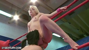 nude fight club presents: paige fox vs lucy bell