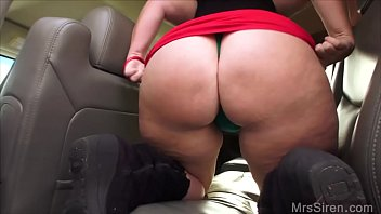 wife masturbates in back seat in.