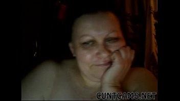 teacher gets frisky on webcam when not at.
