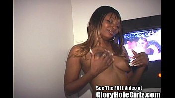hot ebony anal slut denea takes a strangers.
