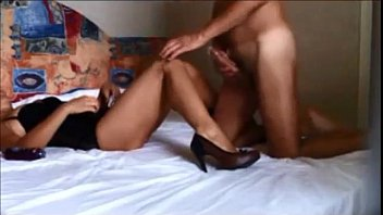 amateur wife in high heels gets.