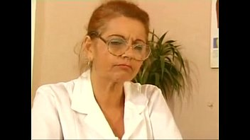 granny bbw ildiko the doctor