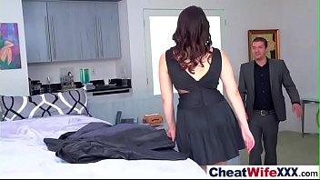(valentina nappi) naughty wife like cheating sex on.