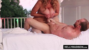 kelly madison sundown stroking on the.