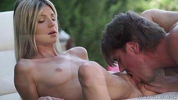 doris ivy enjoys passionate sex outdoor