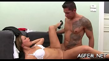 wicked female agent loves when her pussy is.