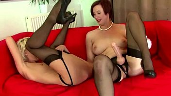 stockings mature brit amateur