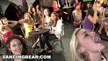 dancing bear - wild party girls suck off.