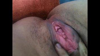 mi novia masturbandose