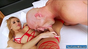 busty big cock shemale shyrley soares banged by.