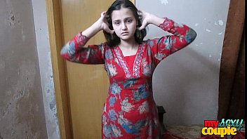 indian wife sonia in shalwar suir strips naked.