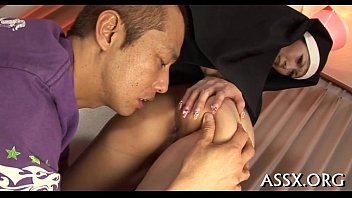 uncouth japanese anal bang