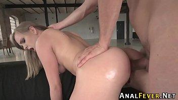 jizzed sluts butt fucked